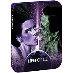 Lifeforce [Limited Edition Steelbook] [Blu-ray]