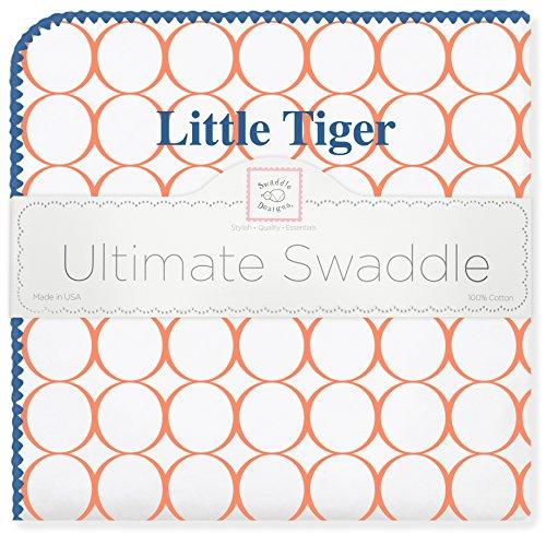 SwaddleDesigns Ultimate Swaddle Blanket University