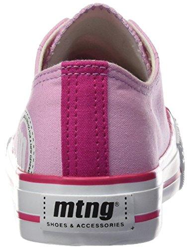MTNG 13991 CANVAS ROSA - Zapatos para mujer CANVAS ROSA