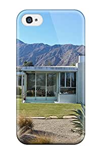 Melissa Fosco's Shop Anti-scratch And Shatterproof Modern Houses Phone Case For Iphone 4/4s/ High Quality Tpu Case 9231110K44767106
