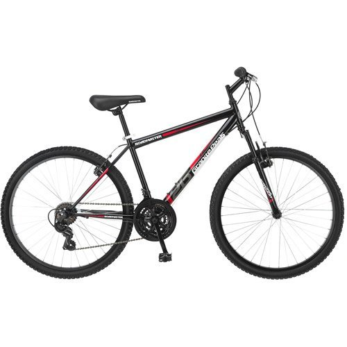 Roadmaster Granite Peak Mountain Bike in Black