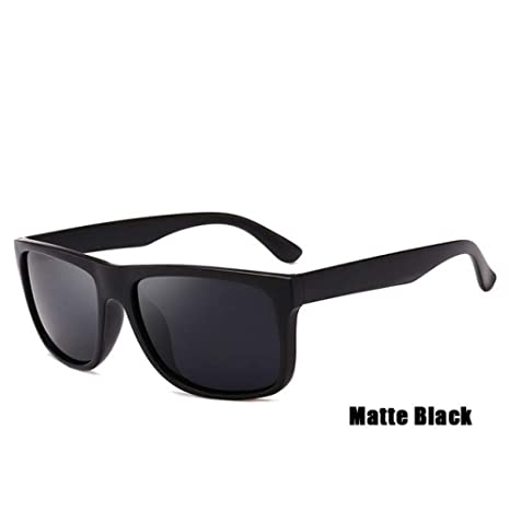 Yangjing-hl Gafas de Sol de Mujer para Hombre Gafas de Sol ...