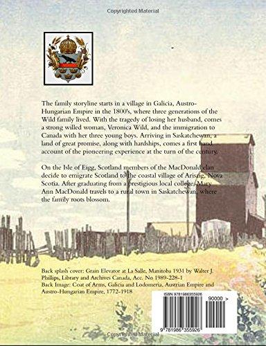 Wilde Genealogy: European and Canadian Heritage 1800-1945