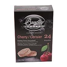 Bradley Smoker Flavor Bisquettes-Cherry 24-Pack