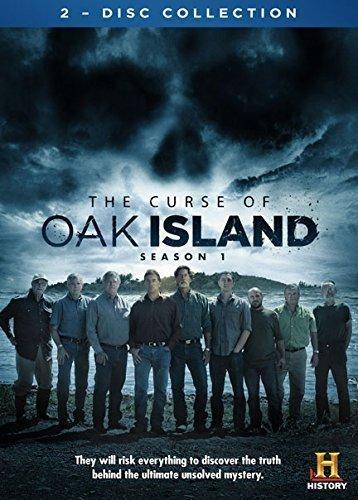 Curse Of Oak Island By Lions Gate