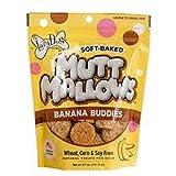 Lazy Dogs Mutt Mallows – Banana Buddies 5 oz bag Review