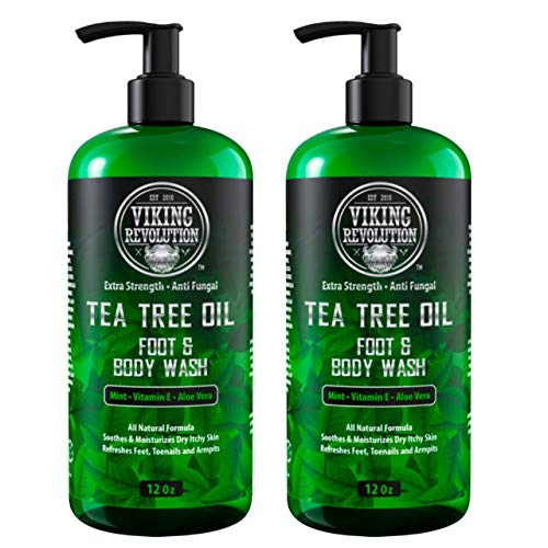 Antifungal-Tea-Tree-Oil-Body-Wash-Soap-for-Men-Helps-Athletes-Foot-Toenail-Fungus-Jock-Itch-Eczema-Ringworm-Body-Odors-Extra-Strength-Mens-Body-Wash-2-Pack