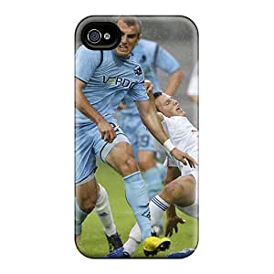 Iphone 6 Case, Premium Protective Case With Awesome Look - The Best Football Player Of Moscow Spartak Yura Movsisyan