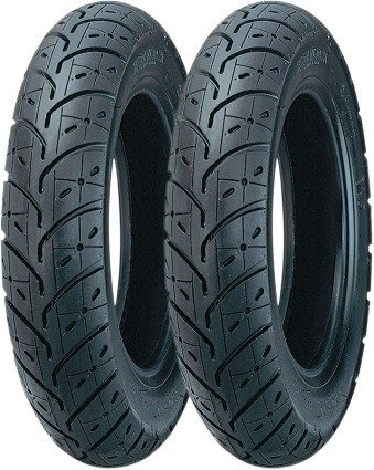 Kenda K329 Front/Rear Motorcycle Bias Tire - 3.5R10 51J by Kenda