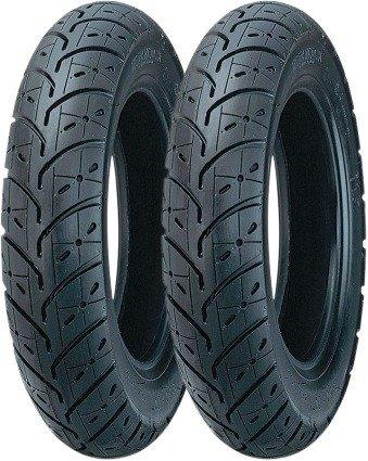Kenda K329 Front/Rear Motorcycle Bias Tire - 3.5R10 51J (Elite 3 Tires)