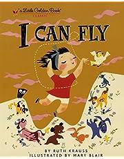 I CAN FLY (Little Golden Books)