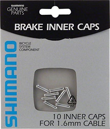 Shimano Brake Cable Tips Box of 100