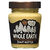 Whole Earth 3 Nut Butter, 227g