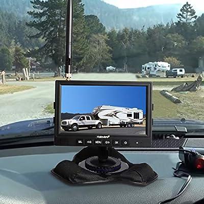Haloview Nonslip Beanbag Dashboard Friction Mount for MC7108 MC7108 MC5101 MC5111 MC7611 MC7601: Car Electronics