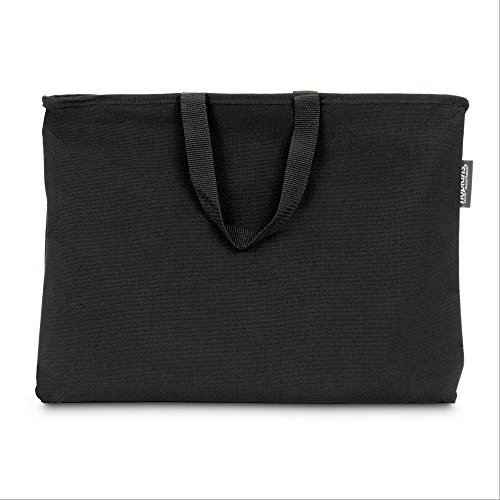 Legal Records - Hopkins Medical Products Lockable PHI Carrier Legal Size Records Bag - Black