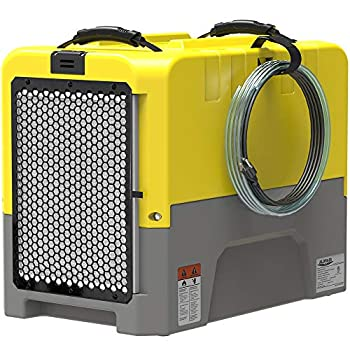 Image of AlorAir Commercial Water Damage Restoration Dehumidifier 85 Pint Flood Repair