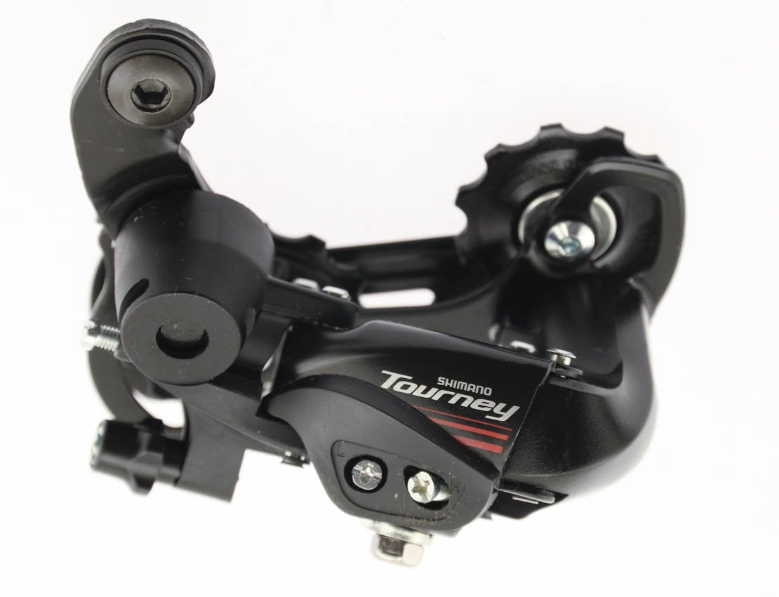 Shimano RD-A070 Tourney 7 / 8 Speed Road Hybrid Bike Rear Derailleur NEW by Shimano (Image #1)
