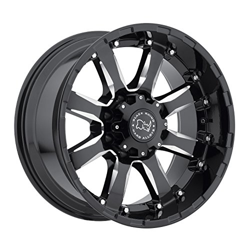 Black Rhino Sierra SUV Wheels