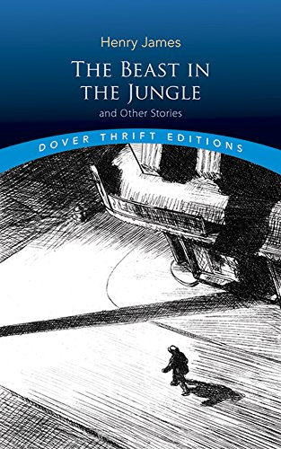 The Beast in the Jungle and Other Stories (Dover Thrift Editions) [Henry James] (Tapa Blanda)