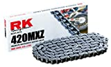 RK Racing Chain 420MXZ-86 86-Links MX Chain with Connecting Link