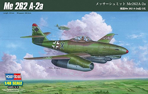 Hobby Boss Messerschmitt Me 262 A-2a Model Kit
