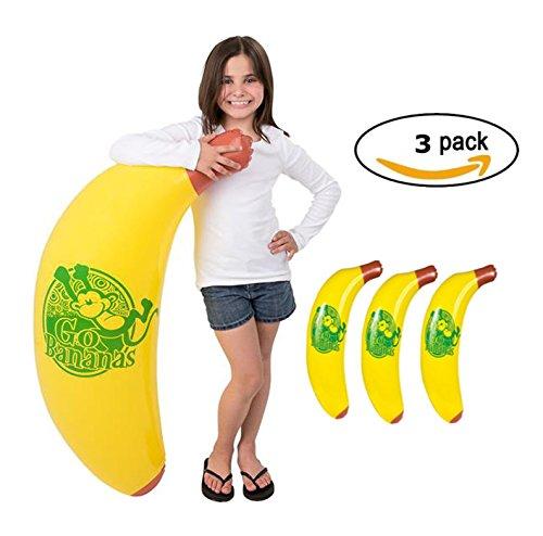 Jumbo Monkey Banana Inflate Pack product image
