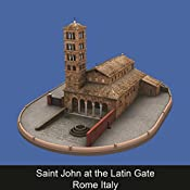 Saint John at the Latin Gate Rome Italy (ENG) | Paola Stirati
