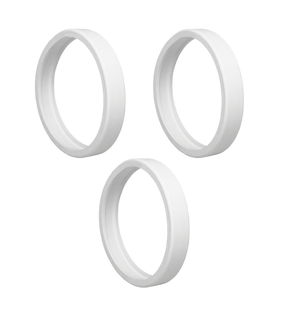 ATIE PoolSupplyTown Pool Cleaner All Purpose Tire Replacement Fits Polaris 180 280 360 380 All Purpose Tire C10 - (3 Pack) by ATIE