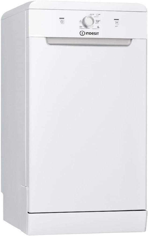 Indesit DSFE1B10UK Freestanding A+ Rated Dishwasher - White [Energy Class A+]