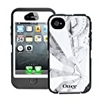 OtterBox Defender Series Case and Holster for iPhone 4/4S - Retail Packaging - Blue/Navy from Amazon.com, LLC *** KEEP PORules ACTIVE ***