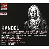 Handel: Saul / Alexander's Feast / The Choice of Hercules