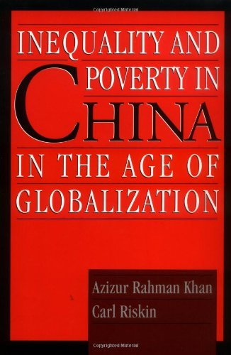 Download Inequality and Poverty in China in the Age of Globalization Pdf