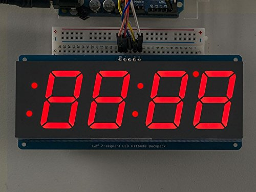 7 segment display arduino - 8