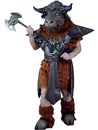 [Minotaur Adult Costume] (Minotaurus Costumes)