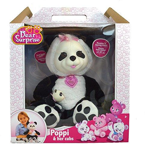Bear Surprise Poppi & her (Surprise Teddy Bear)