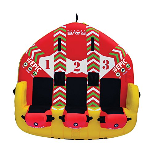RAVE Sports 02645 #EPIC 3-Rider Towable