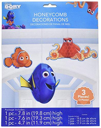 Honeycomb Decoration | Disney /Pixar Finding Dory | Party -