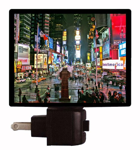 Travel Night Light - Times Square at Night - New - New In Square York Times Outlet