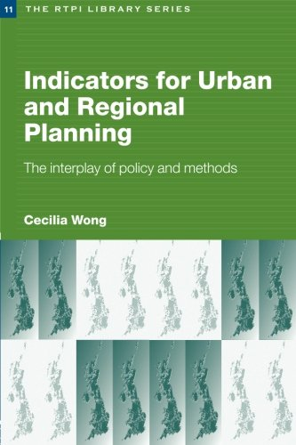(Indicators for Urban and Regional Planning (RTPI Library Series))