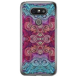 Loud Universe LG G5 Hair 17 Designed Transparent Edge Case - Multi Color