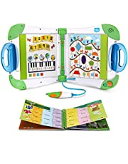 LeapFrog LeapStart Interactive Learning System, Green (Frustration Free Packaging)