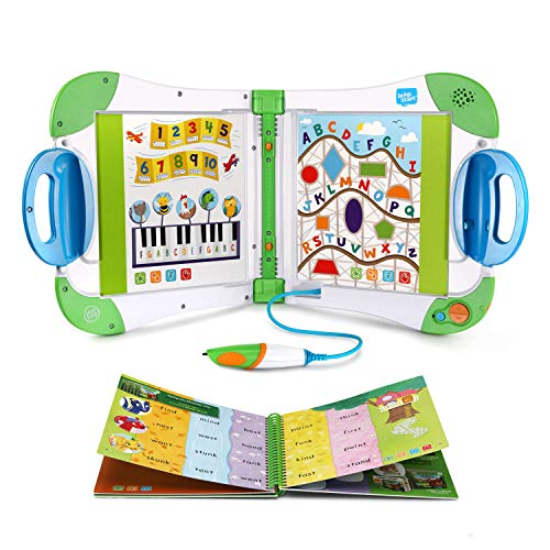 LeapFrog LeapStart Interactive Learning System, Green (Frustration Free Packaging) from LeapFrog