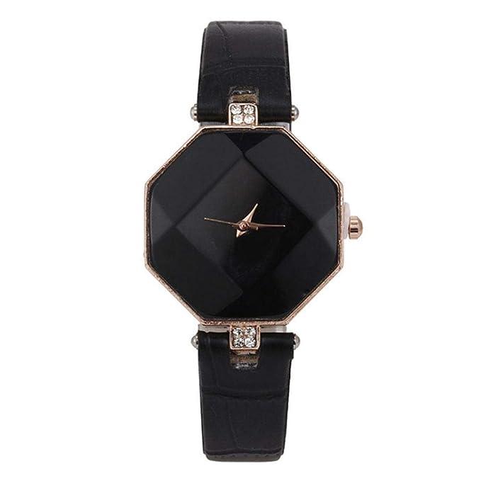Reloj de pulsera para mujer con esfera pequeña de ...