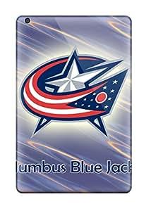 Belinda Lawson's Shop columbus blue jackets hockey nhl (9) NHL Sports & Colleges fashionable iPad Mini 2 cases