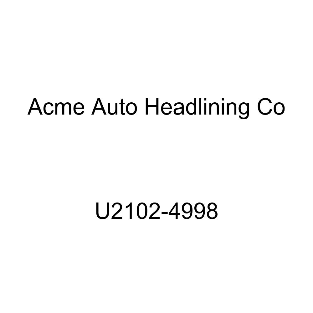 Acme U2102-4998 Front Firethorne Vinyl Bench Seat Upholstery