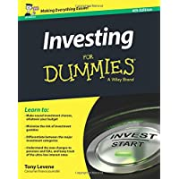 Investing for Dummies UK 4e