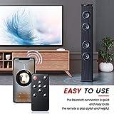 Floor Standing Bluetooth Tower Speaker, Floor