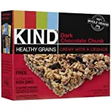 Kind Healthy Grains Granola Bars Dark Chocolate Chunk 5Ct (Pack Of 8) – Pack Of 8