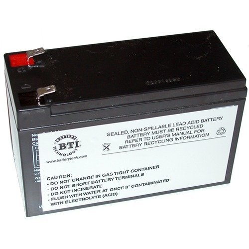 BTI UPS Replacement Battery Cartridge - Lead Acid - RBC2-SLA2-BTI -