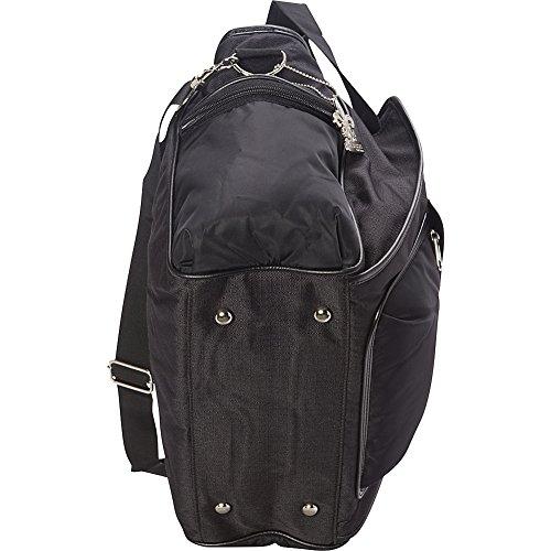 Kalencom Nola Tote Diaper Bag (Navy Feathers) by Kalencom (Image #5)